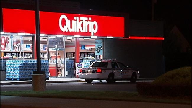 Police: Robber Holds Up Tulsa Convenience Store Twice In Two Weeks