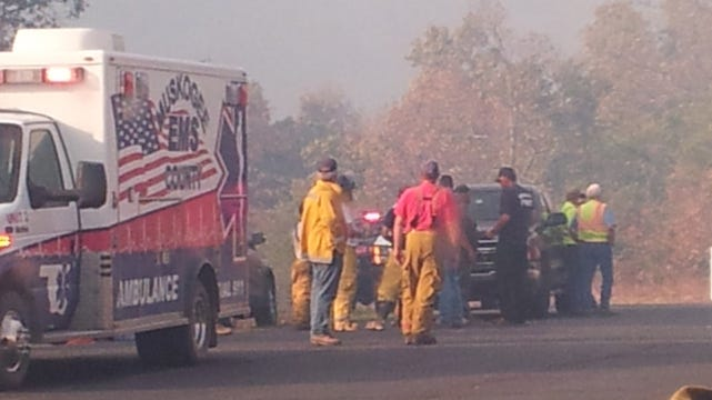 Firefighters Bring McIntosh County Wildfire Under Control