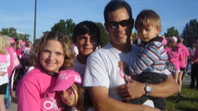 Tulsa Mom Moves Forward After Breast Cancer Diagnosis