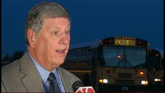 40,000 Students Begin Classes At Tulsa Public Schools