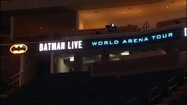 Caped Crusader To Bring Gotham To Tulsa's BOK Center