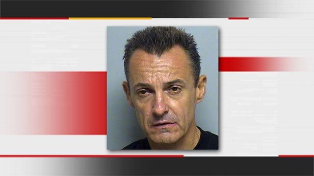 Former Tulsa TV Anchor Arrested On Meth Complaint