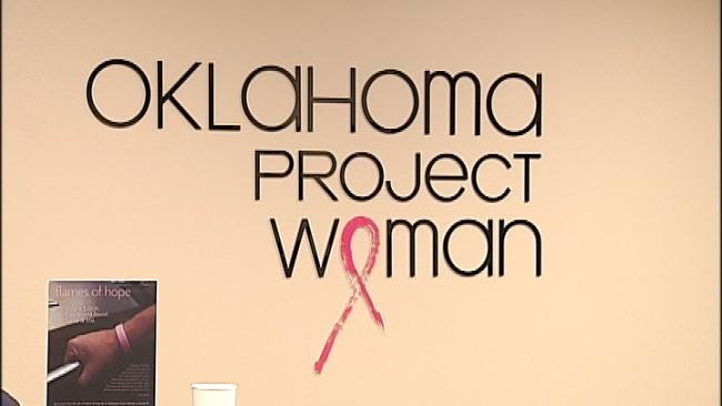 Komen Grants Money To Oklahoma Project Woman