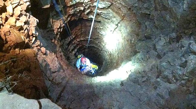 Teen's Misstep Lands Him At Bottom Of Abandoned Delaware County Water Well