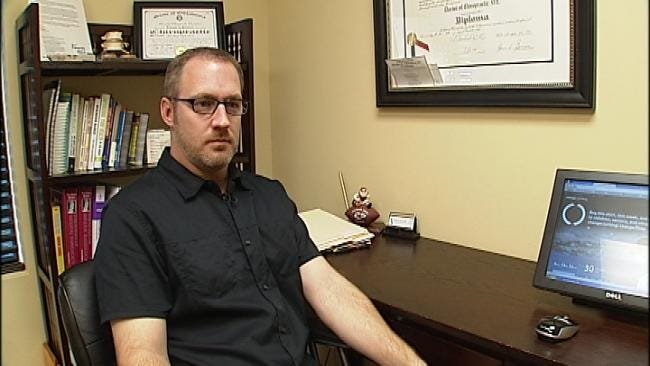 Tulsa Man Hopes To Create Change - With Clothing