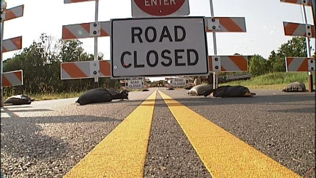 Bridge Work Done, State Reopens Highway Between Barnsdall And Pawhuska