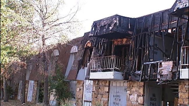 City, County Officials Join Forces To Demolish Neighborhood Eyesore