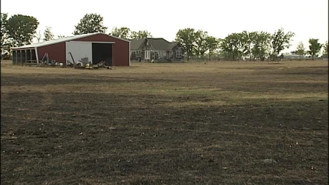 Firefighter's Quick Decision To Save Two Homes Lands Him In Hot Water