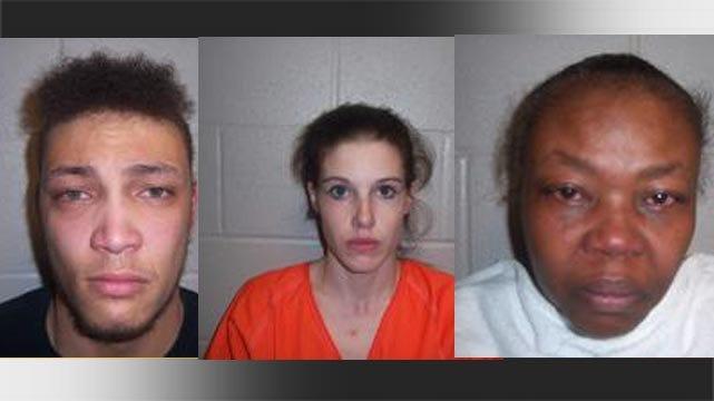 Hearing Begins For Suspects In Dewey Child Death