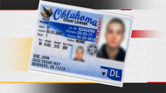 Oklahoma's Driver License Exam Stations Closed Thursday For Training