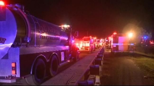 Semi Crash On Will Rogers Turnpike Northeast Of Miami Kills Driver