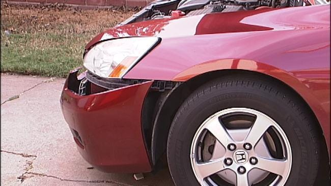 Burglarized Fourth Time In Three Years, Tulsa Woman Tries To Fight Back