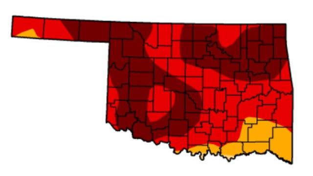 Oklahoma's Drought Intensifies