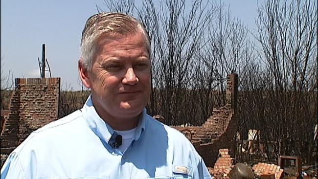 Oklahoma Insurance Commissioner Calls FEMA Denial Of Wildfire Aid 'Cruel'
