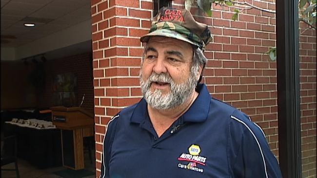 'The Car Santa' Gives Big Gift To Oklahoma Veteran