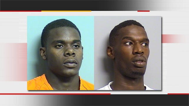 Two Men Arrested In Tulsa Kum & Go Armed Robberies