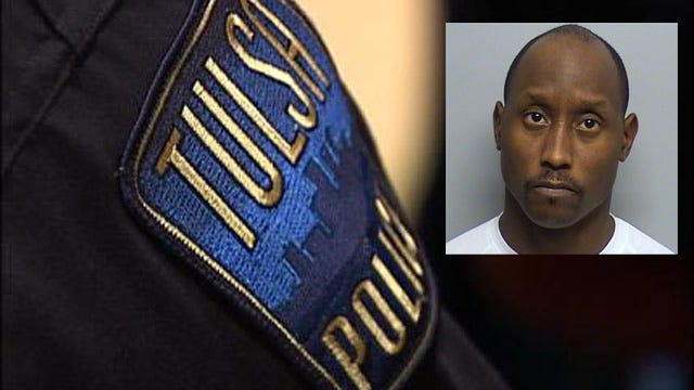 Tulsa Police Officer Arrested In Sting Operation, Accused Of Robbing Hispanics
