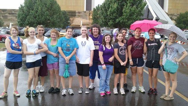 Tulsans Walk To End Alzheimer's on Saturday