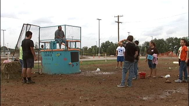 Vinita Celebrates Big Country With Rodeo, Calf Fry
