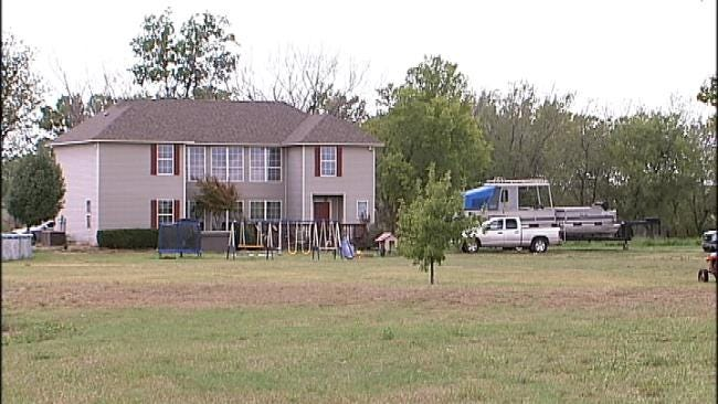 Convicted Felon Arrested In Rogers County Standoff