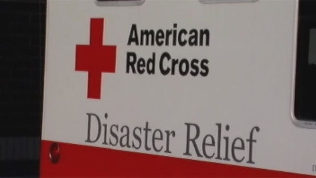Oklahoma City Area Red Cross Volunteers Head South To Prepare For Isaac