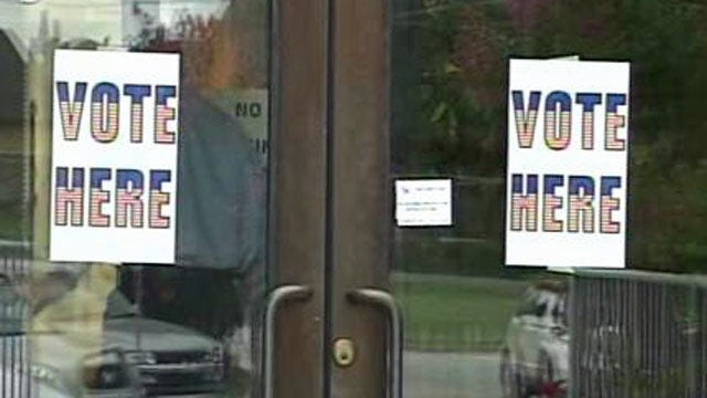 Election Turnout Expected To Be Steady Across Eastern Oklahoma