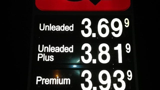 Rise In Tulsa Gasoline Prices Blamed On Isaac