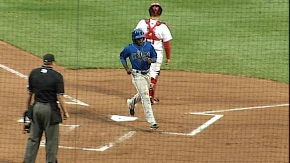 Drillers Win Fifth Straight On Late Home Run