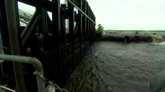 Eastern Oklahoma May Get Several Inches Of Rain Thanks To Isaac