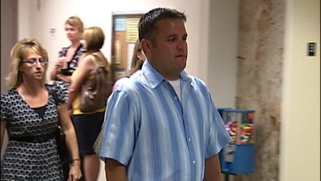 Former TPS Administrator Takes Stand In His Lewd Molestation Trial