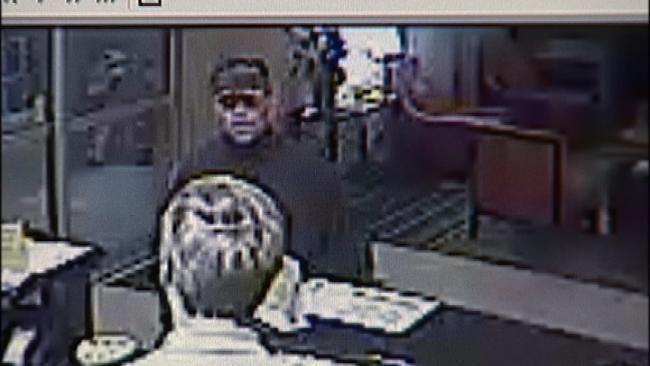 Man Who Robbed Tulsa Motel Caught On Surveillance Video
