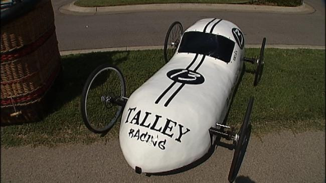 Sand Springs Soapbox Derby To Feature Hot Air Balloons