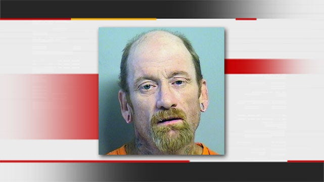 Tulsa Traffic Stop For Expired Tag Leads To Meth Lab Discovery