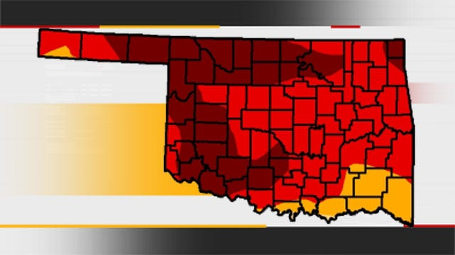 Drought Appears To Be Easing Its Grip On Oklahoma