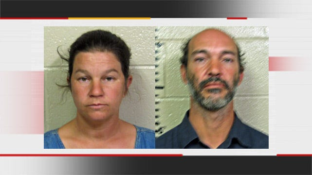 Latimer County Couple Plead Guilty To Child Neglect, Animal Abuse