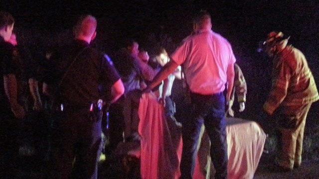 Owasso Gas Drive Off Leads To Police Chase And Crash