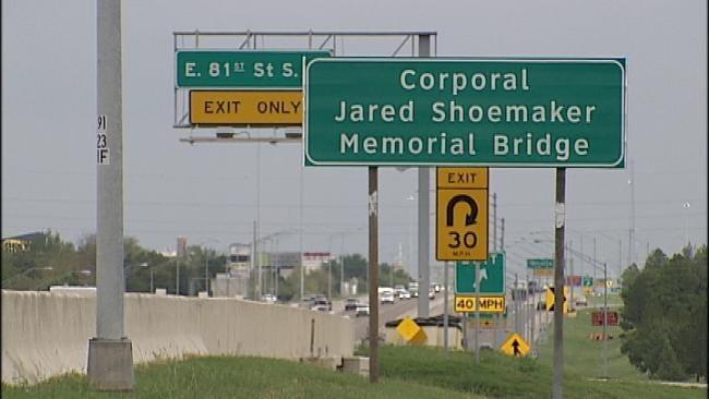 Bridge Named After Fallen Tulsa Marine, Police Officer