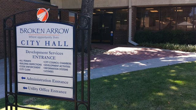 Broken Arrow City Manager Search Down To Three