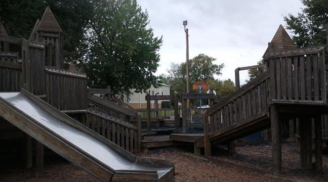 Vinita Elementary School Playground Used For Sex, Drugs