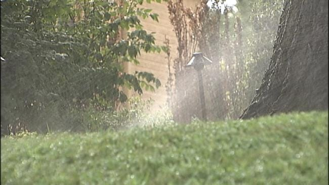 Creek County Rural Water District No. 7 Under Mandatory Water Rationing