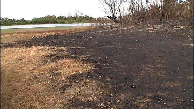 Muskogee County Volunteer Firefighter Charged With Arson
