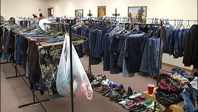 Community Bands Together To Help Olive Residents Impacted By Fire