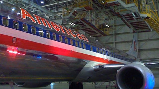 FAA Seeks $162 Million In Fines Against AMR, American Airlines