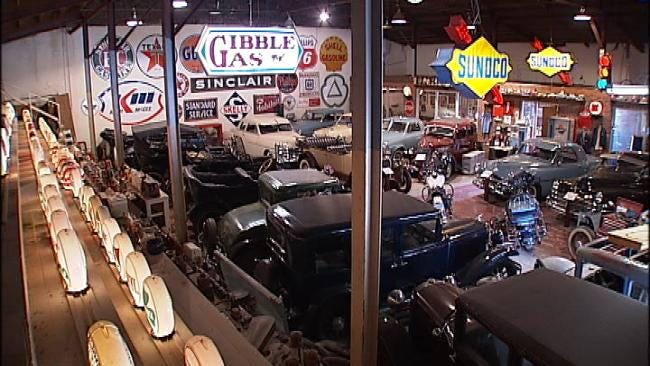 One Of Oklahoma's Own Shares Classic Collection At Auto Museum