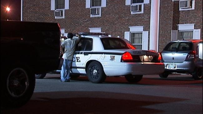 Police: Robbers Use Samurai Sword At East Tulsa Motel