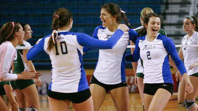 Tulsa Volleyball Prepares For Another Conference Title Run