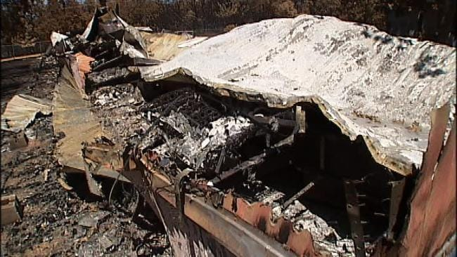 After Murder, Decades Waiting For Justice, Family Loses Home To Fire