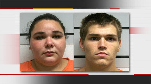 Afton Couple Arrested For Child Abuse Involving Their Infant Son