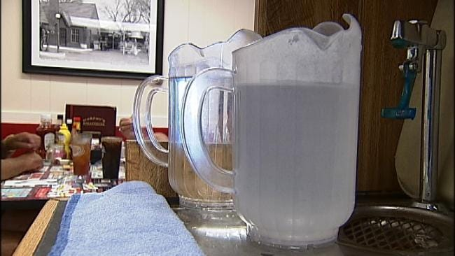 Bartlesville Residents Complain Of Bad Tasting, Foul Smelling Water