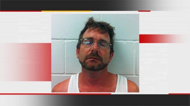 Drumright Man Arrested For Uploading Child Pornography